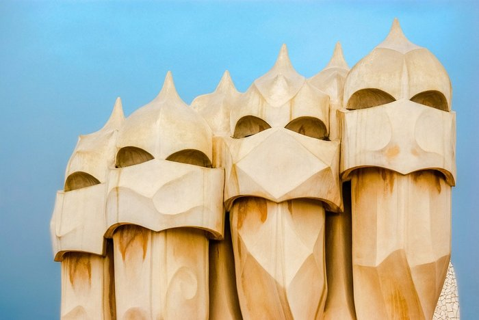 Casa Mila - Gaudi's Barcelona