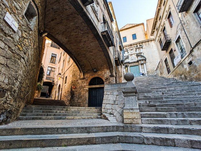 Girona day trip from Barcelona, Spain