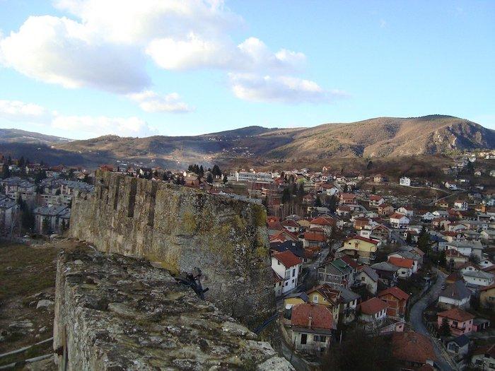 Jajce - Bosnia-Herzegovina Road Trip