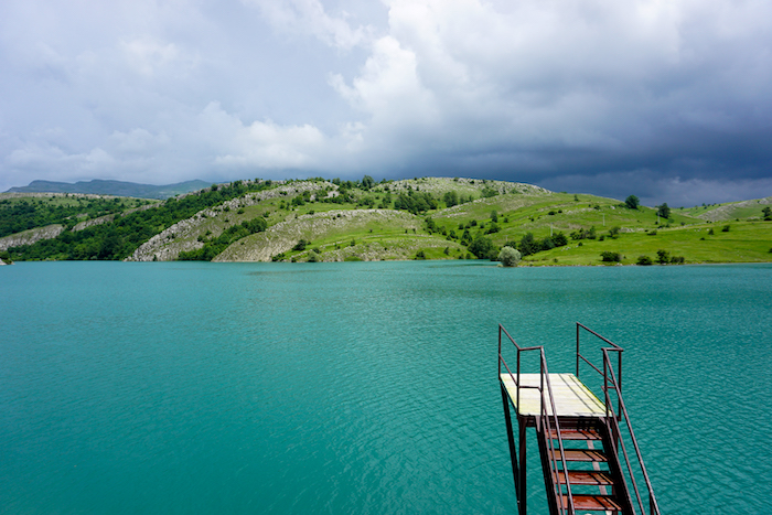 One of the many scenic spots while road tripping in Bosnia
