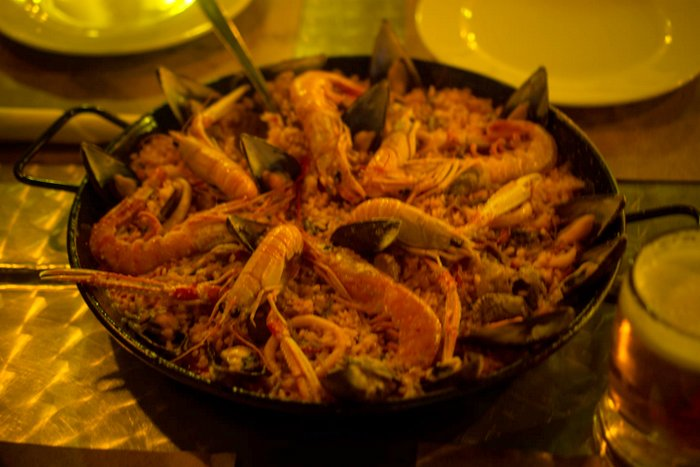 Paella in Spain - Tips for Traveling to Barcelona