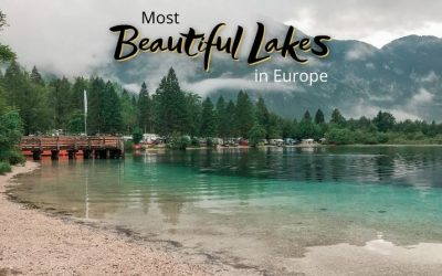 Most Beautiful Lakes in Europe – that aren't Grada or Bled or Camo