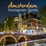 Amsterdam Instagram Spots: 17 Photo Spots in Amsterdam (+ Map)