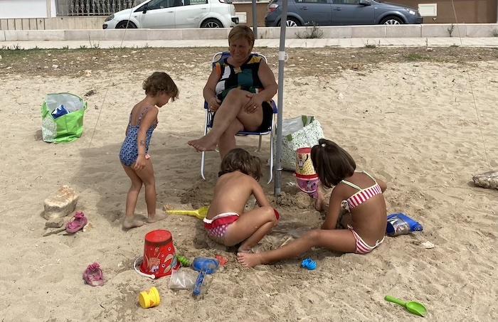 Sand Toys - Beach checklist for family